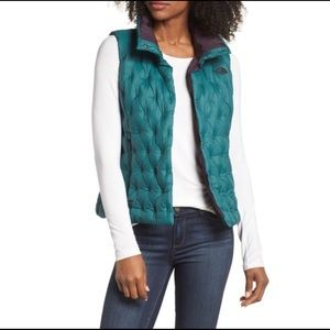North face Women's quilted vest